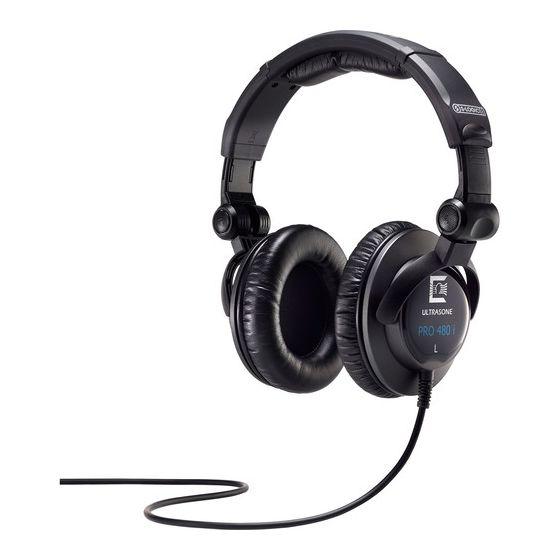 ULTRASONE PRO 480i Headphones