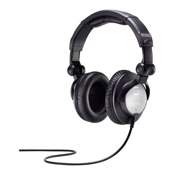 ULTRASONE PRO 580i Headphones