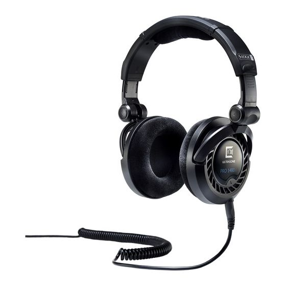 ULTRASONE PRO 1480i Headphones