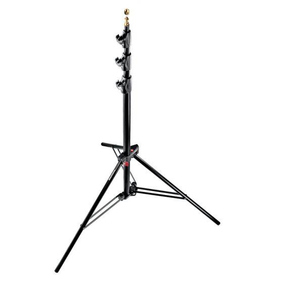 MANFROTTO 1004BAC Black Alu Master Light Stand 12'