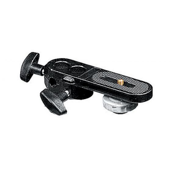 MANFROTTO 143BKT Replacement Camera Bracket for Magic Arm