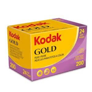 KODAK GB Gold 200asa 135-24 Single Roll
