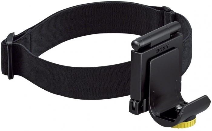 Sony Action Cam headband mount VCTGM1          goggle strap