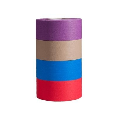 """VISUAL DEPARTURES Micro Gaffer Tape 4 roll 1"""" x 8yds Colored multi pack"""