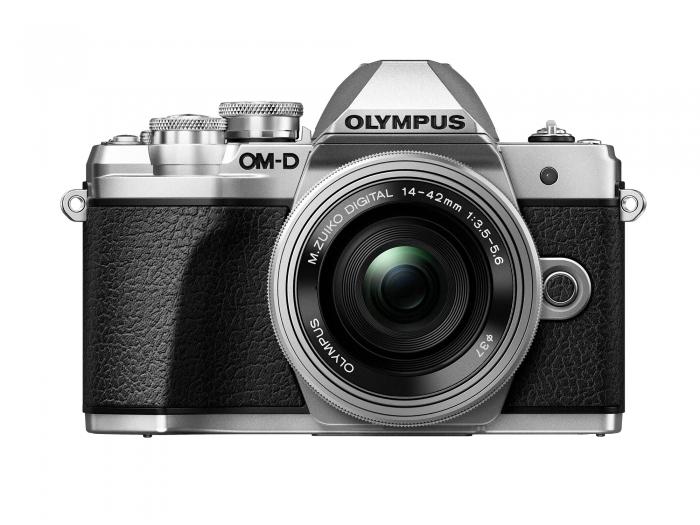 OLYMPUS OM-D E-M10 III 14-42mm Kit Silver