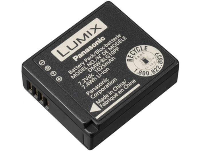 PANASONIC DMWBLG10 Battery BLG10