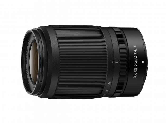 NIKON Z DX 50-250mm f/4.5-6.3 VR Lens