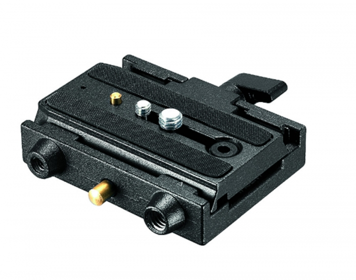 MANFROTTO 577 Rapid Connect Adapter with 501PL plate
