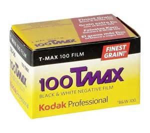 KODAK TMX T Max 100asa B&W 135-36 Single roll