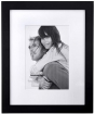 """MALDEN Linear Matted 8""""x10"""" Frame w/ 5""""x7"""" opening"""