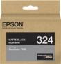 EPSON UltraChrome HG2 Matte Black T324820 Ink Cartridge for P400