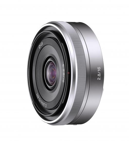 SONY 16mm f/2.8 Wide Angle Lens                        E mount