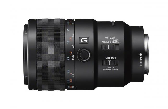 SONY 90mm f/2.8 Macro G OSS E mount Full Frame