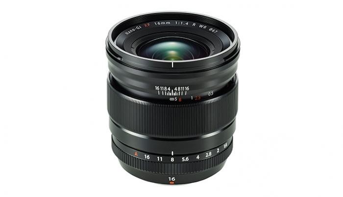 Fuji 16mm XF f1.4R X Mount Lens for X series