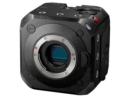 PANASONIC Lumix BGH1 4K Cinema Box Camera, Micro Four Thirds (DC-BGH1)
