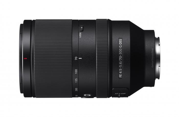 SONY FE 70-300mm f4.5-5.6 G OSS lens SEL70300G E mount full frame