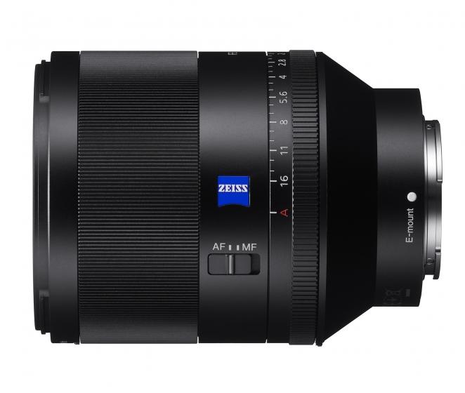 SONY 50mm f1.4 Planar T* FE Black            Full Frame E mount