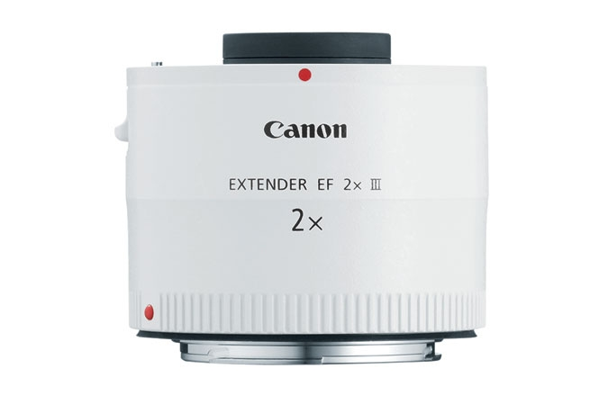 CANON EF 2x III teleconverter