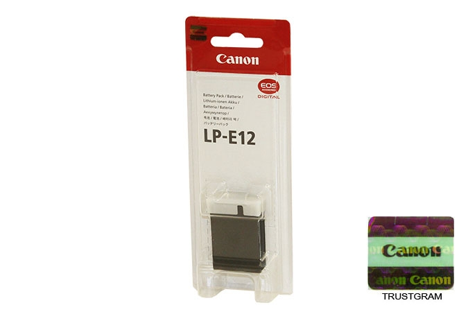 CANON LPE12 Battery