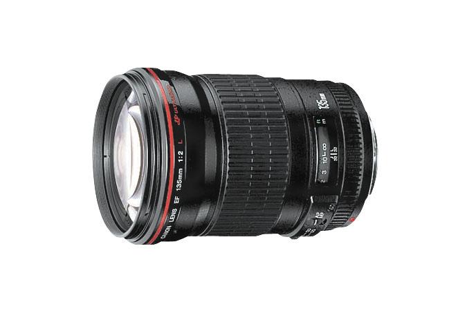 CANON 135mm f2.0 L USM Lens
