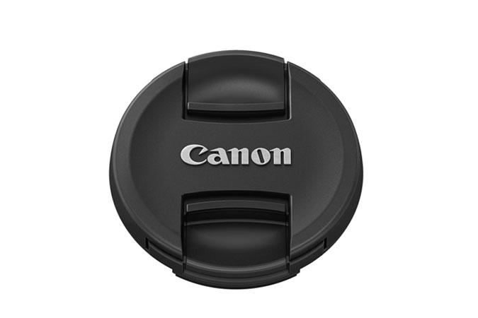 CANON 58mm E58II Center Pinch Lens Cap