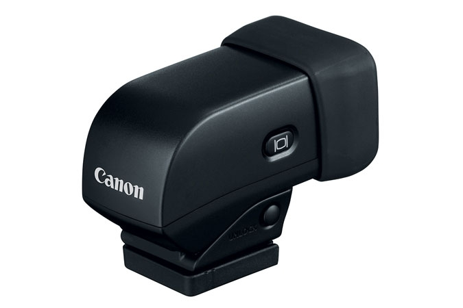 CANON EVFDC1 Electronic Viewfinder for G1X Mark II, G3X, M3
