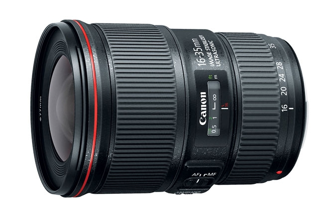 CANON 16-35mm f4 L IS USM