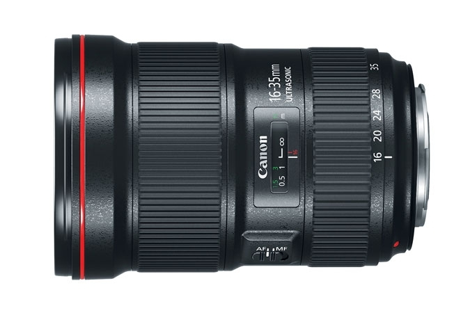 CANON 16-35mm f/2.8 L III Lens