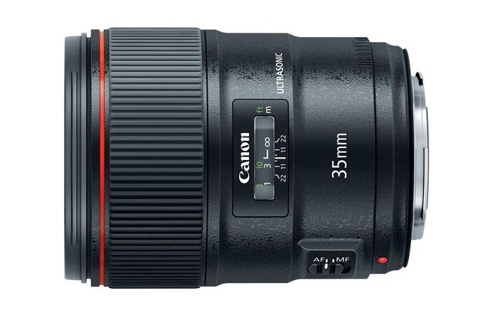 CANON 35mm f1.4 L II USM