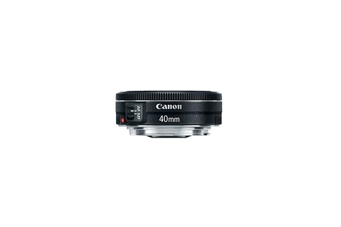 CANON 40mm f2.8 STM pancake lens