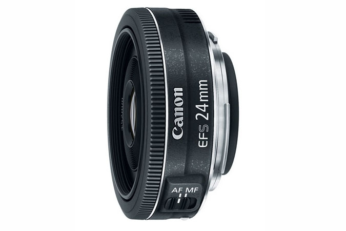 CANON 24mm f2.8 EFS STM Lens