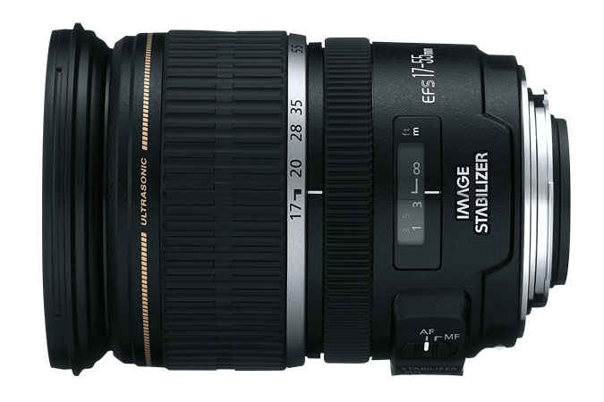 CANON 17-55mm f2.8 IS Lens