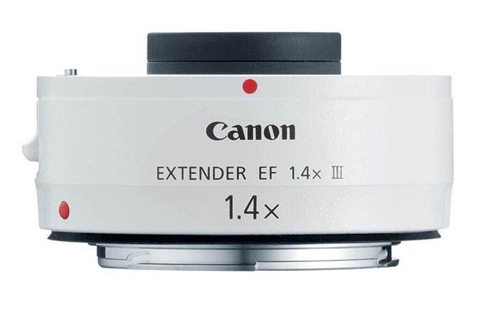 CANON EF 1.4x III Teleconverter