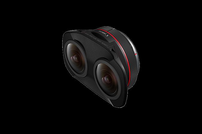CANON RF 5.2mm F2.8 L Dual Fisheye Lens for Virtual Reality