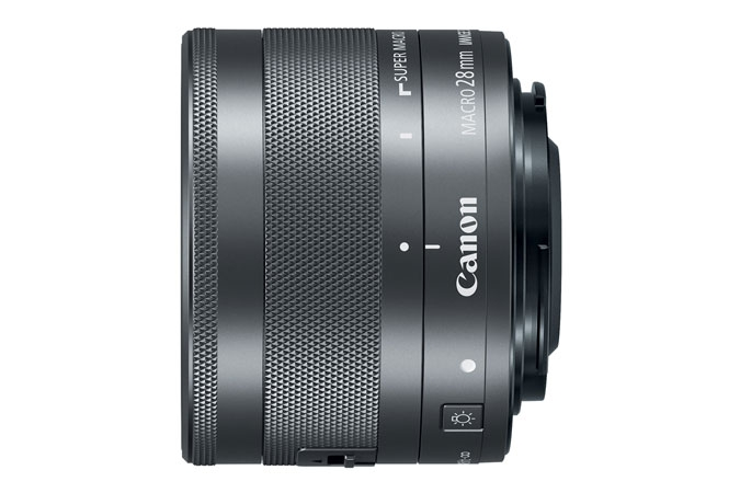CANON 28mm f3.5 Macro IS STM Lens EF-M