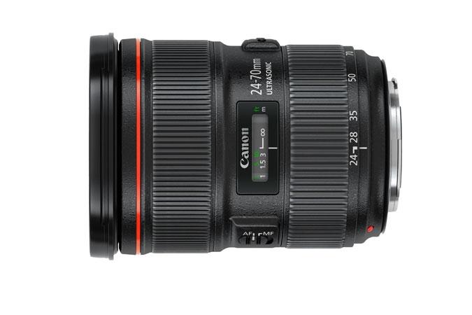 CANON 24-70mm f2.8 L II USM Lens