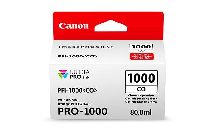 CANON PFI1000CO Chroma Optimizer Ink Tank for PRO1000 Printer