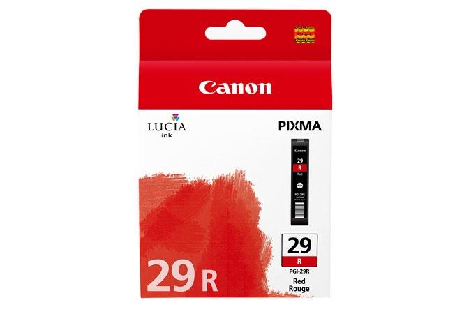 Canon Pixma PRO 1 pigment ink PGI29 Photo Red Ink Tank