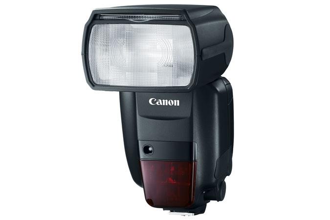 CANON 600EX II RT speedlight flash