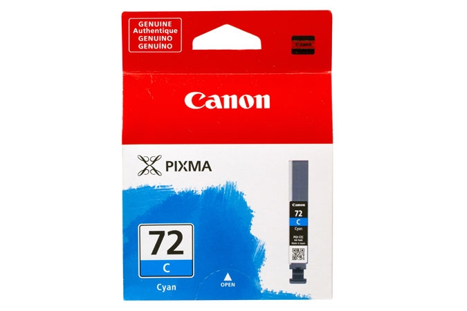 Canon Pixma PRO 10 pigment ink PGI72 Cyan Ink Tank