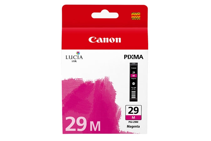 Canon Pixma PRO 1 pigment ink PGI29 Magenta Ink Tank