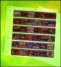 CLEARFILE Neg. Pages 25 pack 35mm   6 strips of 6 frames