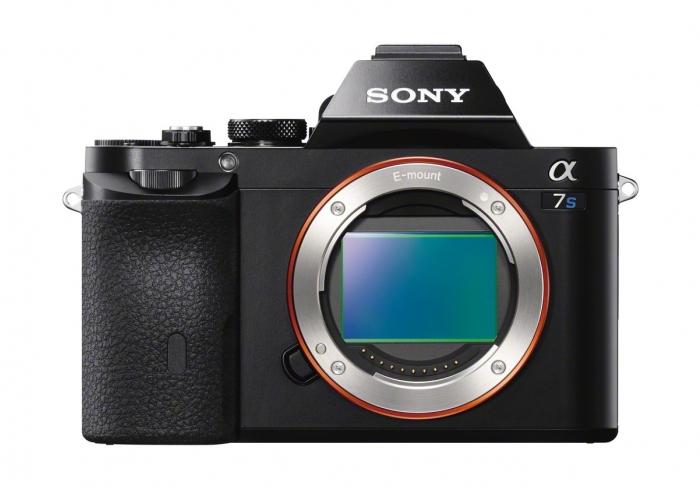 SONY A7S Camera Body Black