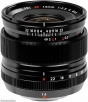 Fuji 14mm f2.8 X mount Lens for X series