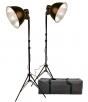 ProMaster Studio 2 light set Reflector Kit  *** YELLOW TAG ***