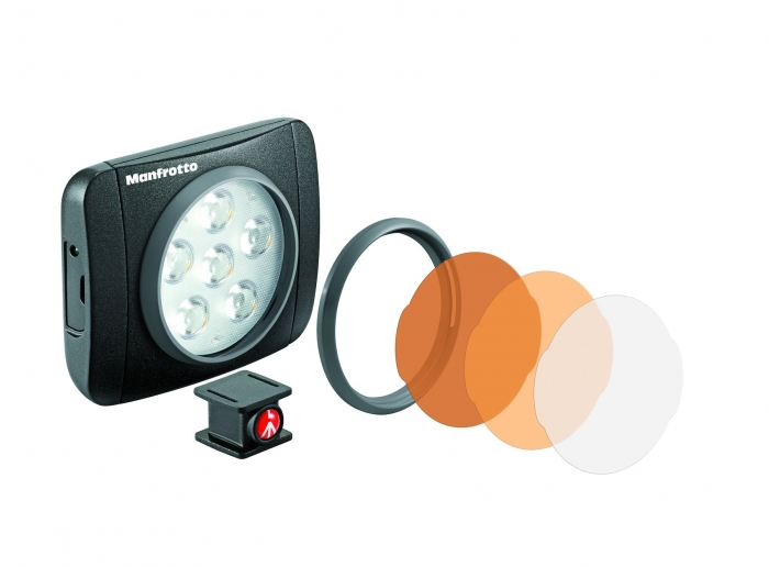 MANFROTTO Lumimuse 6 LED Light #CLEARANCE