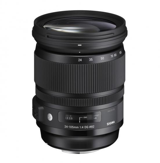 SIGMA 24-105mm f4 DG OS HSM Art Lens  Canon mount            global