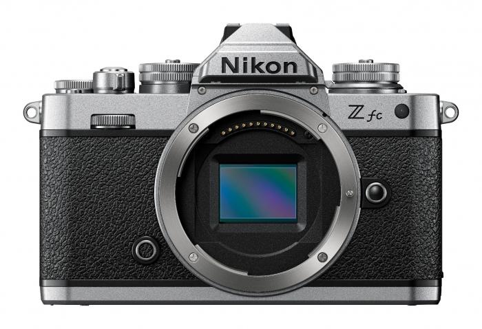NIKON Z fc DX-Format Mirrorless Camera Body