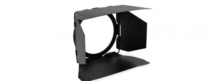 ARRI 4-Leaf Barndoor Set for 650W Fresnel, 200W HMI, 400W Pocket PAR