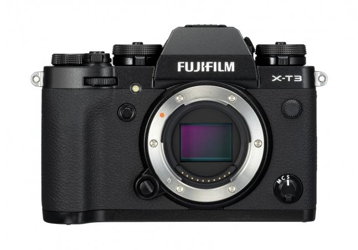 Fujifilm X-T3 WW (Body Only) - Black